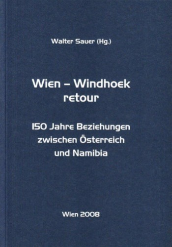 Cover Wien Windhoek retour