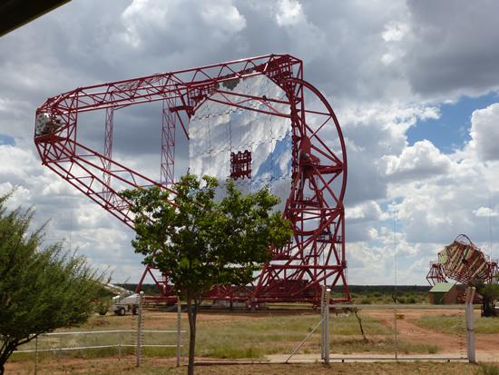 HESS Teleskop