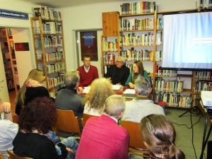 Vortrag SADOCC-Bibliothek, Museumsdörfer in Namibia Feb. 2017