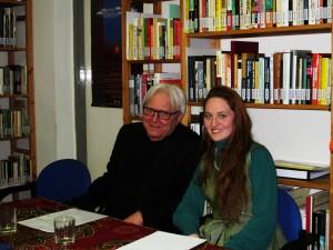 Vortragende: Josef Wukovits und Salomé Ritterband
