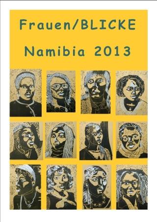 Deckblatt Kalender 2013 der Künstlerin Sophia Brandtner