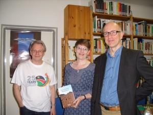 Buchpräsentation_-Sauer, Wallace, Vandersee